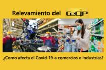 Un 9,7% de empleados de industrias de Las Varillas esta en cuarentena