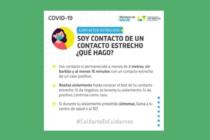 La Municipalidad difundió textos sobre qué hacer ante eventuales contagios de coronavirus