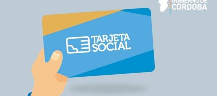 Los beneficiarios de la Tarjeta Social  del interior podrán efectivizarla a partir del lunes 19