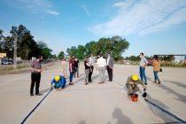 """La obra del acceso sur de la ruta 158 podría inaugurarse """"por videoconferencia con Alberto Fernández"""", dijo Martín Gill"""