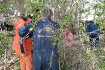 Encontraron con vida a Carlos Deheza, el hombre que había desaparecido en General Cabrera.