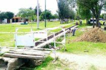 Remodelarán el Paseo del Caminante en intersección con el Ferrocarril Mitre