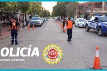 Operativos de prevención en las calles de la ciudad