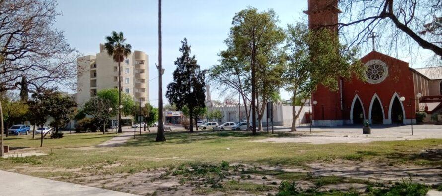 La Nación transfirió 8,6 millones de pesos para el inicio de la remodelación de la plaza San Martín