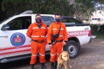 Regresaron los bomberos de Las Varillas que participaron de una búsqueda en Gral Cabrera