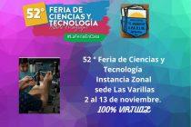 Comenzó la Feria Zonal de Ciencias en la Escuela El Amanecer