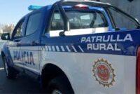 Cuatro detenidos por hurto en la zona rural