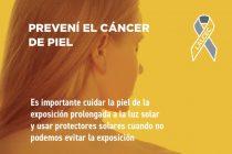 Ya tiene fecha la campaña de prevención de cáncer de piel de Lalcec
