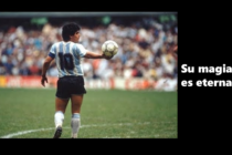 Murió Diego pero su magia es eterna. Los mejores goles de Maradona