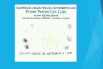 La Escuela el Amanecer fue premiada en La Olimpíada Argentina de Astronomía