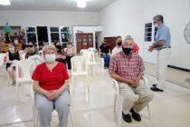 El Rotary Club Las Varillas distinguió a dos ciudadanos por su trayectoria