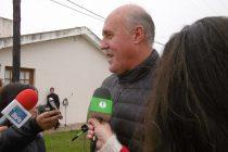 Daniel Chiocarello expresó que le preocupa que no se reanuden obras que quedaron pendientes