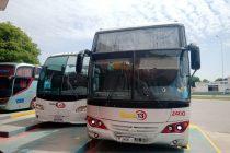 Incrementos tarifarios en el transporte interurbano