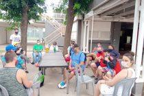 Inicio de la Escuela de Verano  del Deporte Adaptado