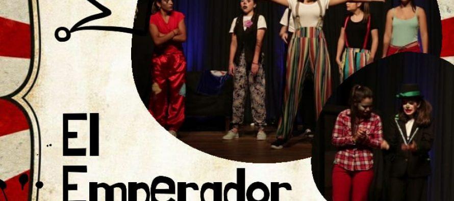 Invitan a una proyección del Taller de Teatro Adolescente