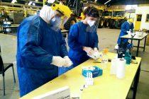Covid_19: La Municipalidad gestionó la entrega de 1250 tests de antígenos para industrias locales