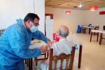 Día histórico: Comenzó la vacunación contra el Covid en Las Varillas