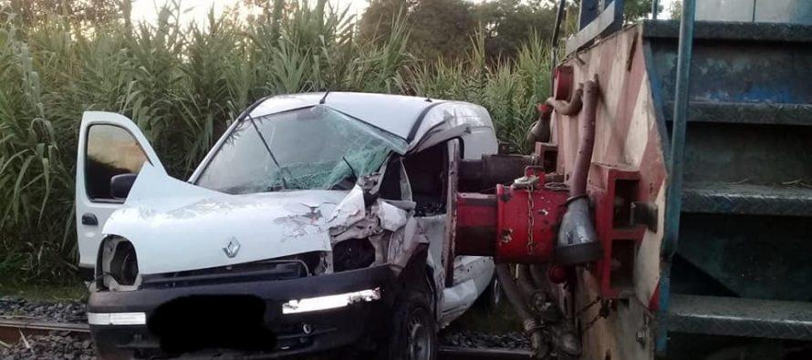 Varillense accidentado en Villa del Rosario
