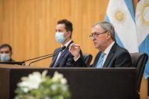 Apertura de sesiones de la Legislatura: Schiaretti destacó la inversión 8.000 millones de pesos para enfrentar el Covid-19