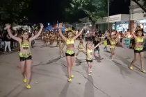 Por las inclemencias del tiempo los carnavales de Las Varillas se reprogramaron para este domingo