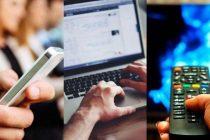 Incrementos  en servicios  de Telecomunicaciones de la Cooperativa