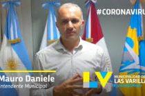 """Daniele afirmó que """"no hay vacunados VIP contra el coronavirus"""""""