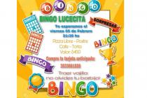 El Comedor Lucecita realizará un bingo para recaudar fondos