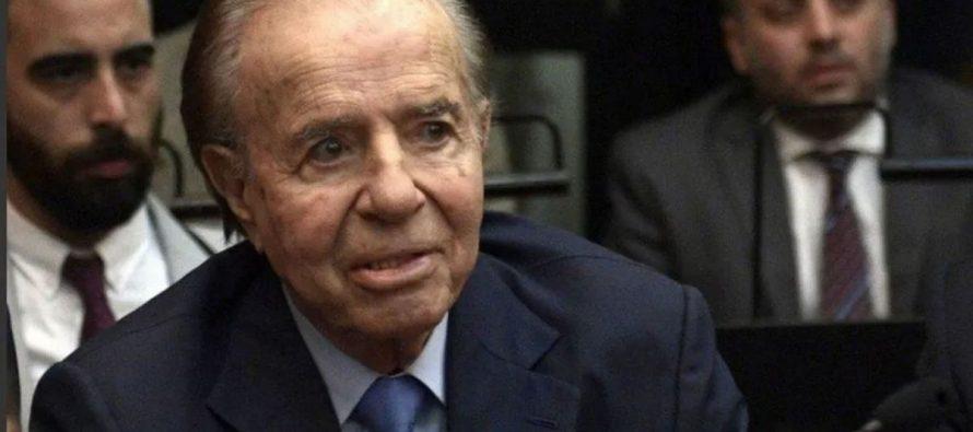 Anticipo: murió el expresidente Carlos Menem