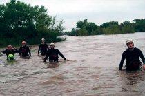Hallaron el cuerpo sin vida del joven caído al río Ctalamochita