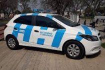 La Policía de Tránsito efectuó numerosos controles durante el fin de semana largo