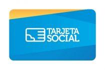 Tarjeta Social: desde este viernes se acredita el monto de febrero