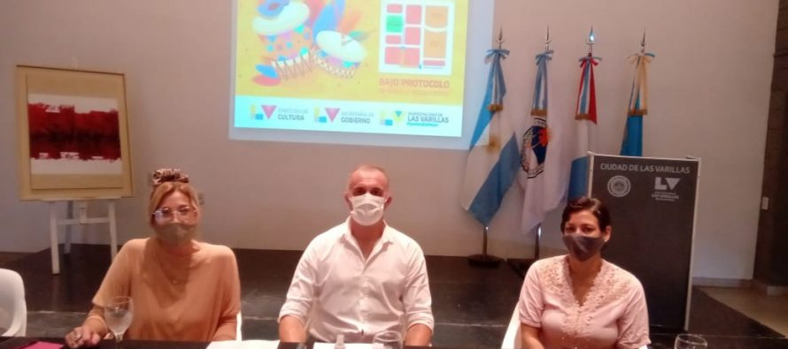 Presentaron la programación de los Carnavales Varillenses