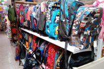 La canasta escolar llega con un 40% de aumento