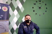 Finalizó hoy la vacunación de policías de Las Varillas y zona