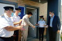 El Ministro Alfonso Mosquera inauguró la sede de la Patrulla Rural en Las Varillas