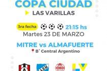Culmina hoy la 9na edición de la Copa Ciudad
