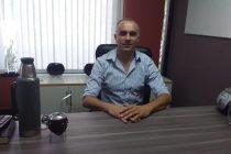 """Aumento de contagios: """"no queremos cortar la fuente laboral pero no nos obliguen tampoco"""", advirtió Mauro Daniele."""