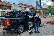 La FPA detuvo una mujer que distribuía drogas en el Departamento San Justo y Santa Fe