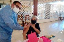 Las Varillas alcanzará en los próximos días las 2.302 dosis de vacunas contra el covid colocadas