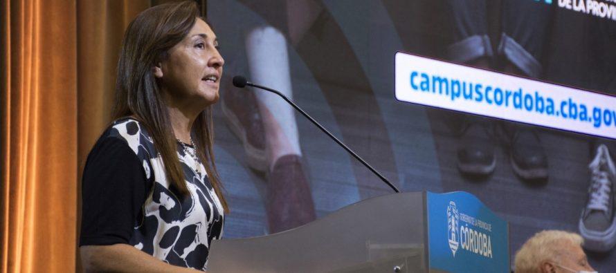 """Lanzan """"Campus Córdoba"""", el portal de capacitación gratuita para los cordobeses"""