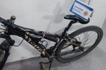 Recuperaron una bicicleta que había sido robada el año pasado