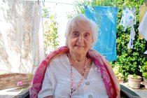 Día de la mujer: María Lenta tiene 103 años y toda su luz de vida (audio)