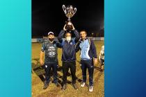 Mitre es el campeón de la Copa Ciudad de Las Varillas
