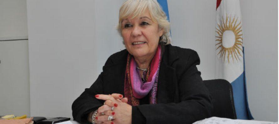 """Delia Provinciali: """"Es baja la cantidad de cursos que debieron asilarse desde la vuelta a clases"""""""
