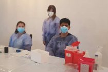 Esta tarde se retoma la vacunación contra el covid para mayores de 60 años
