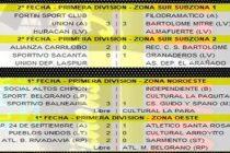Liga Regional: Mitre empató ante Unión en calidad de visitante