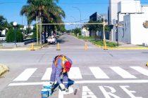 Continúan tareas de la Municipalidad en distintos sectores de la ciudad