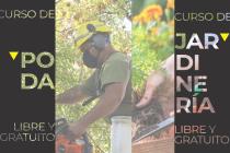 La municipalidad dictará cursos de poda y jardinería