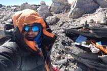 Montañista Varillense hizo cima en un cerro de más de 6 mil metros de altura