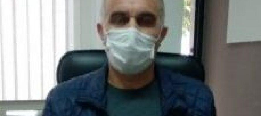 """Pandemia: """"Vamos a acompañar las medidas que tome el gobernador"""", dijo Daniele"""